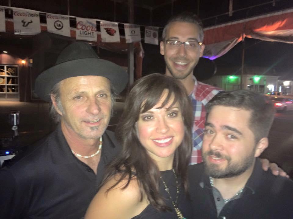 Jenni Dale Lord trio