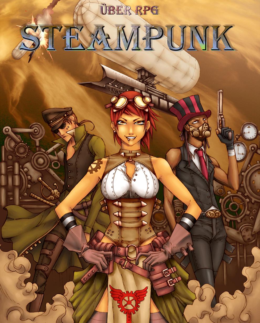 SteampunkRPG.com