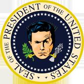 Stephen Colbert Presidential Seal