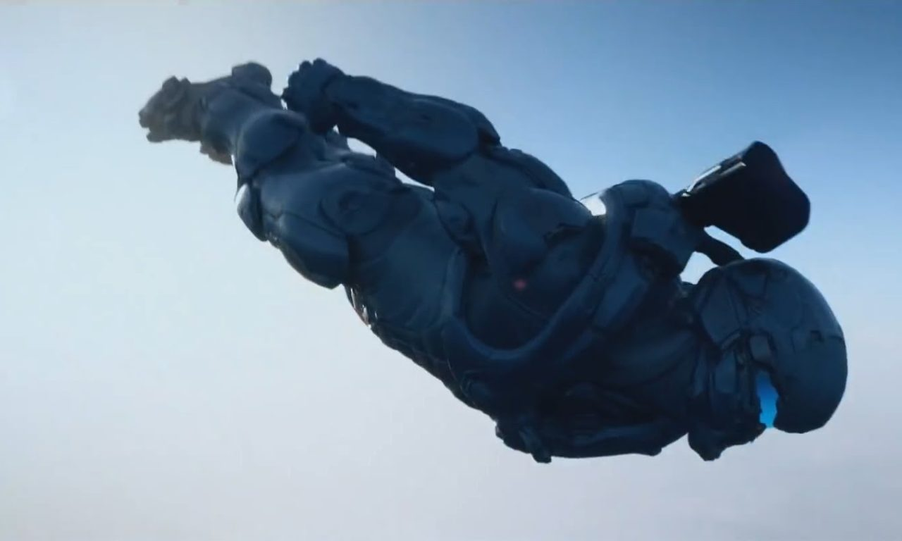 Halo 5 Guardians + Flight of the Silverbird