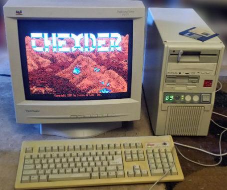 x286 IBM Clone